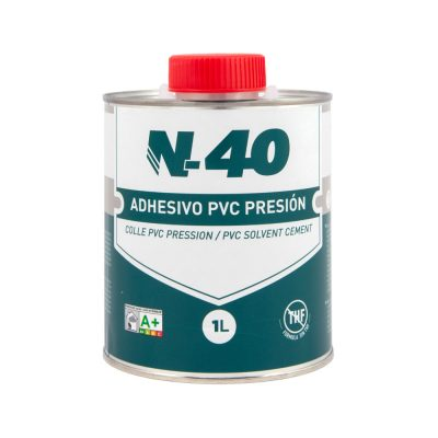 PVC solvent cement N-40 slow setting