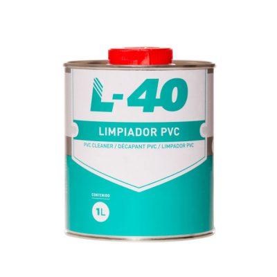 PVC cleaner L-40